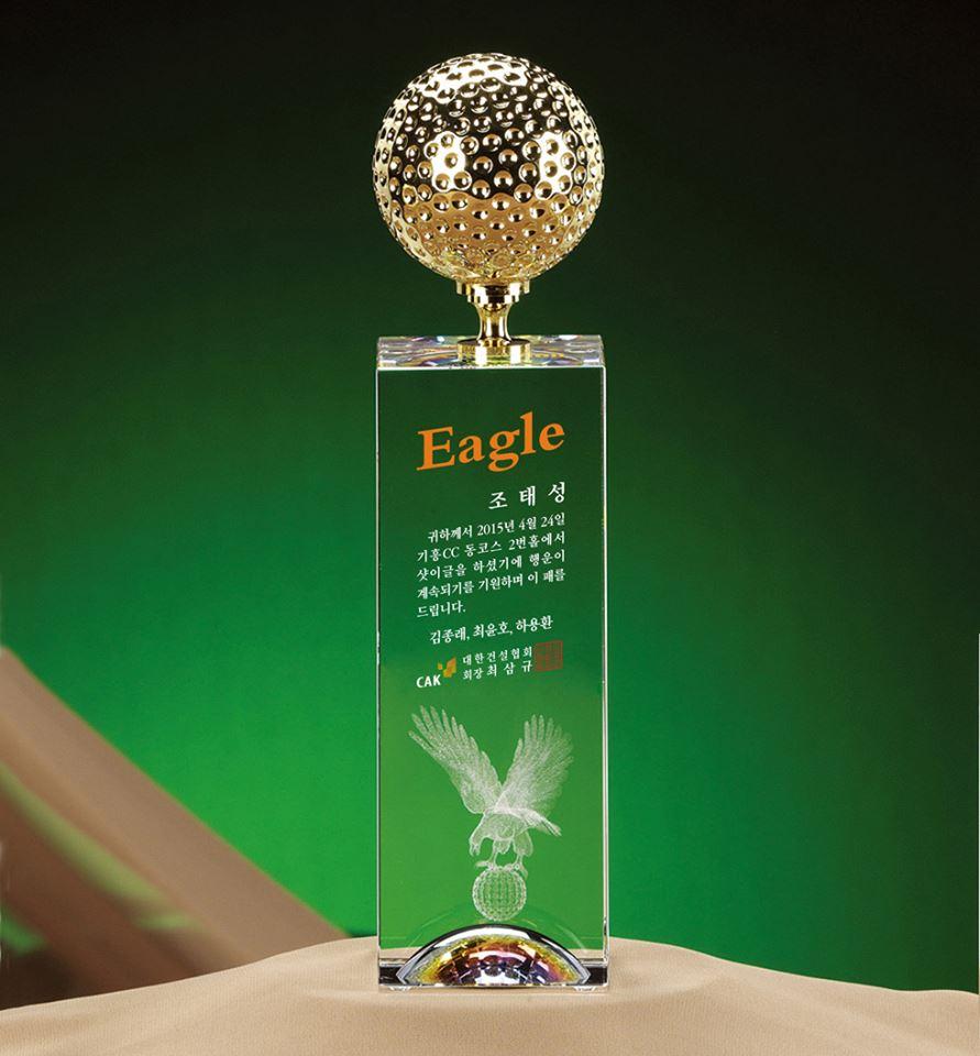 Mẫu cúp tennis pha lê đẹp, giá rẻ 2017