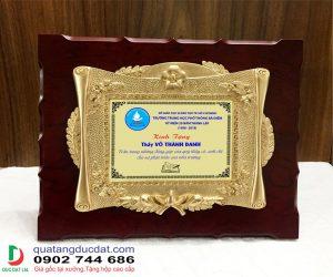 Kỷ niệm chương gỗ đồng 34 (2)